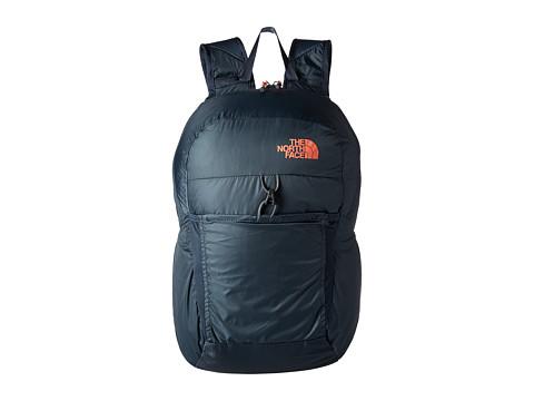 The North Face Flyweight Pack 1 - Ink Blue/Nasturtium Orange