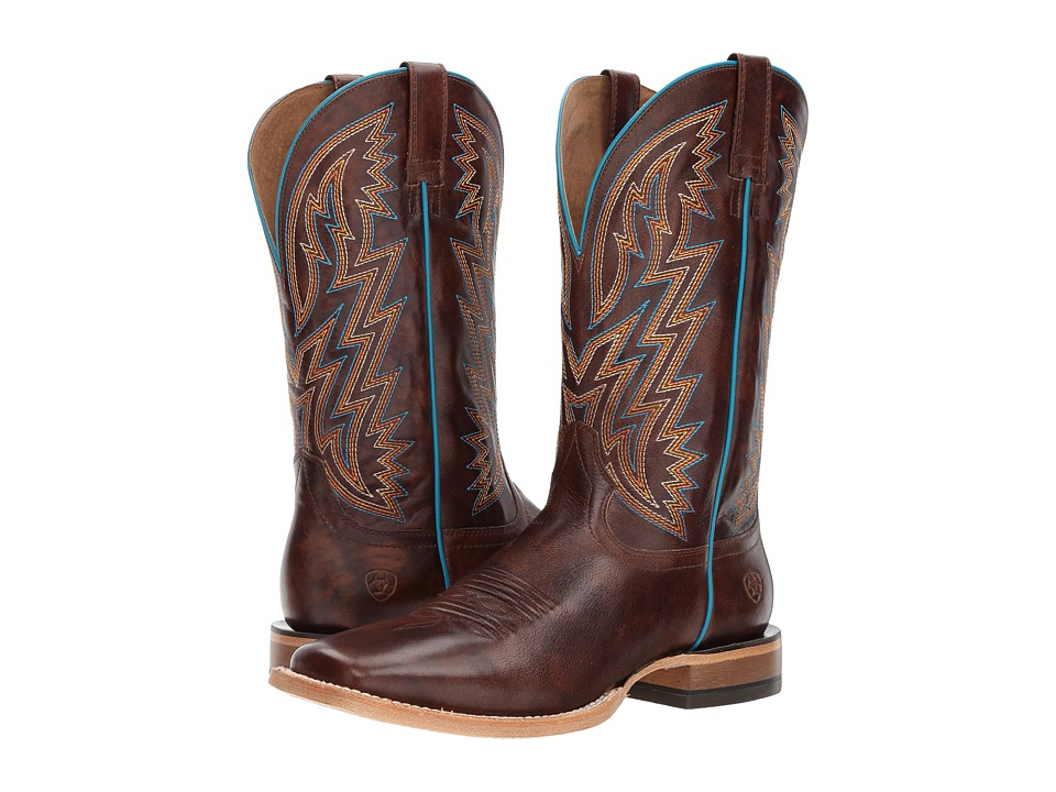 Ariat Ranchero Rebound (Jag Java) Cowboy Boots