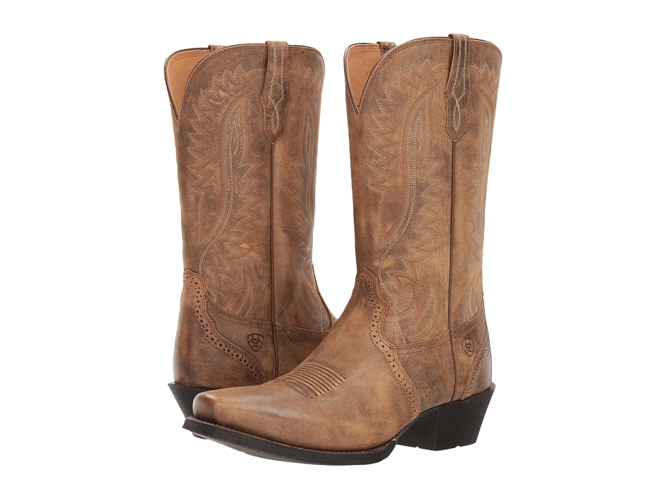 Ariat - Downtown Legend (Tawny) Cowboy Boots