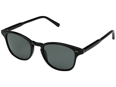 Shwood Kennedy Acetate - Polarized - Black/Grey Polarized