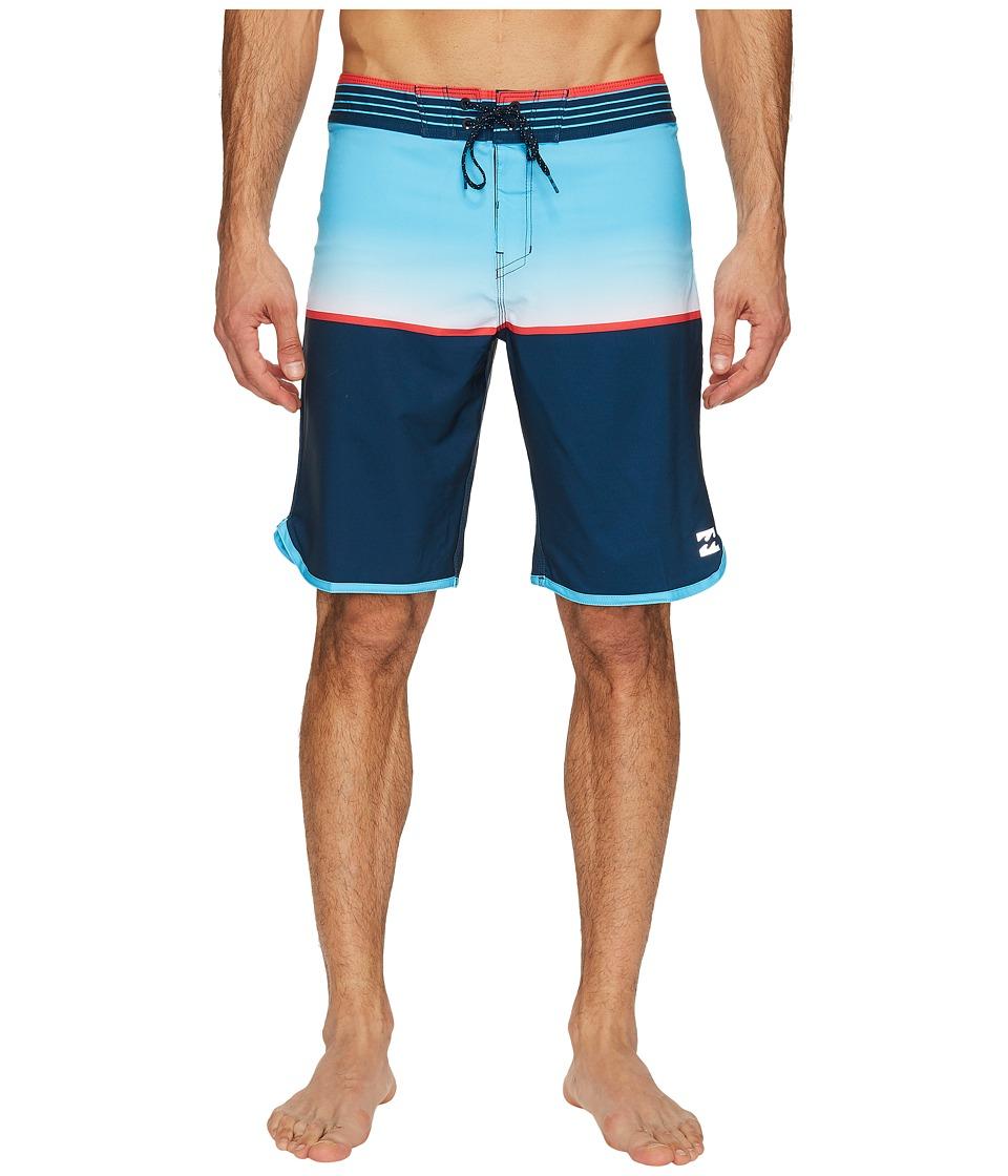 Billabong Fifty 50 X Boardshorts (Blue) Men