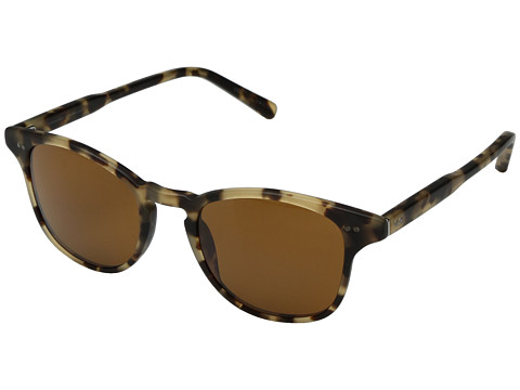 Shwood Kennedy Acetate - Matte Havana/Brown