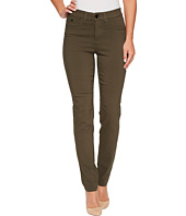 FDJ French Dressing Jeans - Technoslim Olivia Slim Leg in Olive