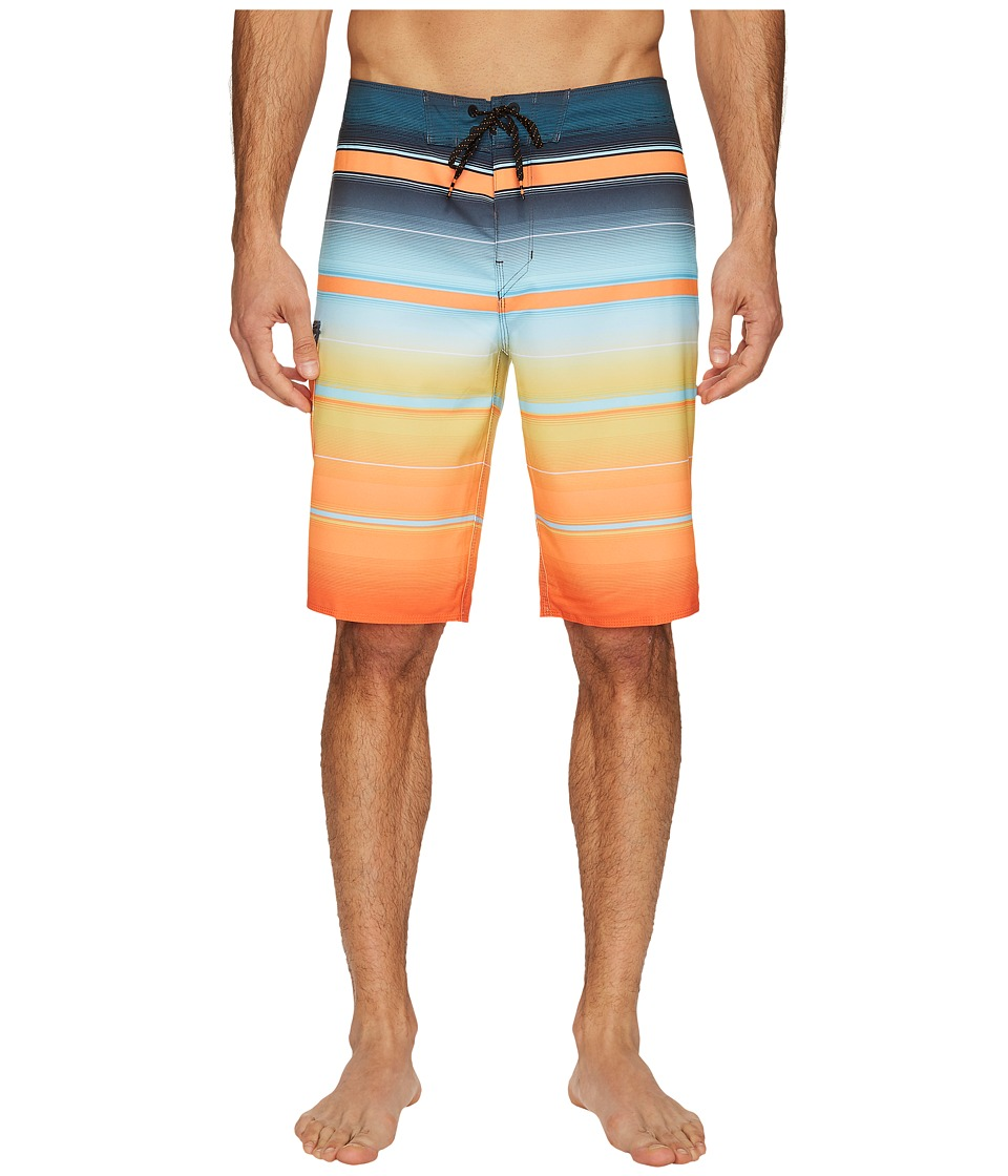 Billabong All Day X Stripe Boardshorts (Tang) Men