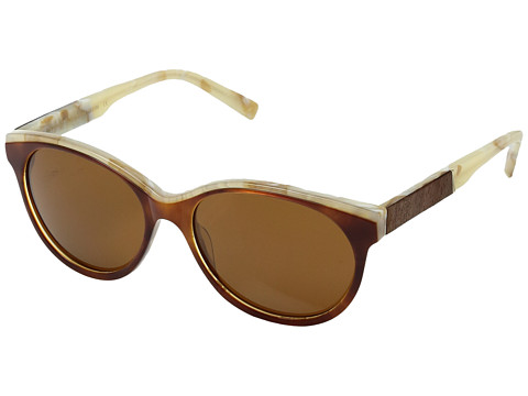 Shwood Madison Acetate & Wood - Salted Caramel/Mahogany/Brown