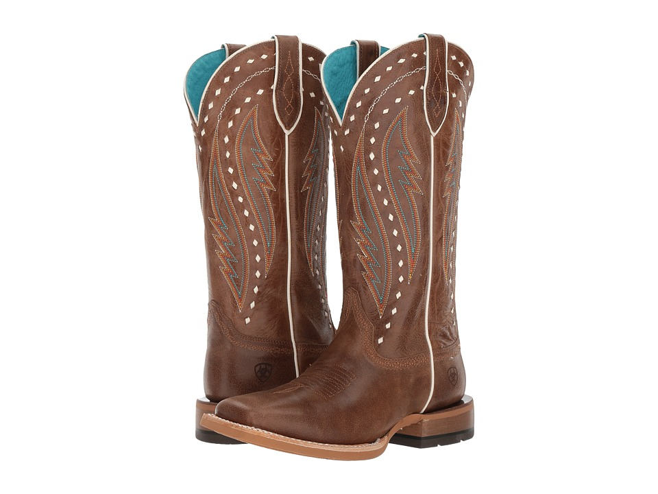 Ariat Callahan (Ranch Tan) Cowboy Boots