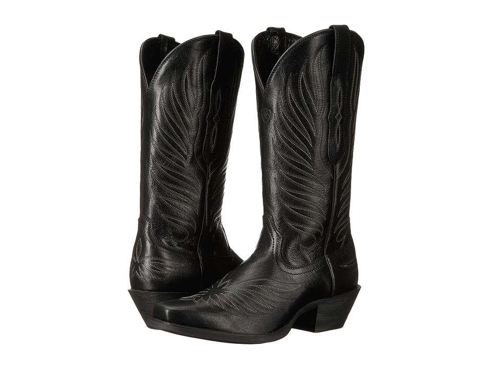 Ariat Round Up Phoenix (Old Black) Cowboy Boots