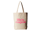 Dogeared Life Is Magical Tote
