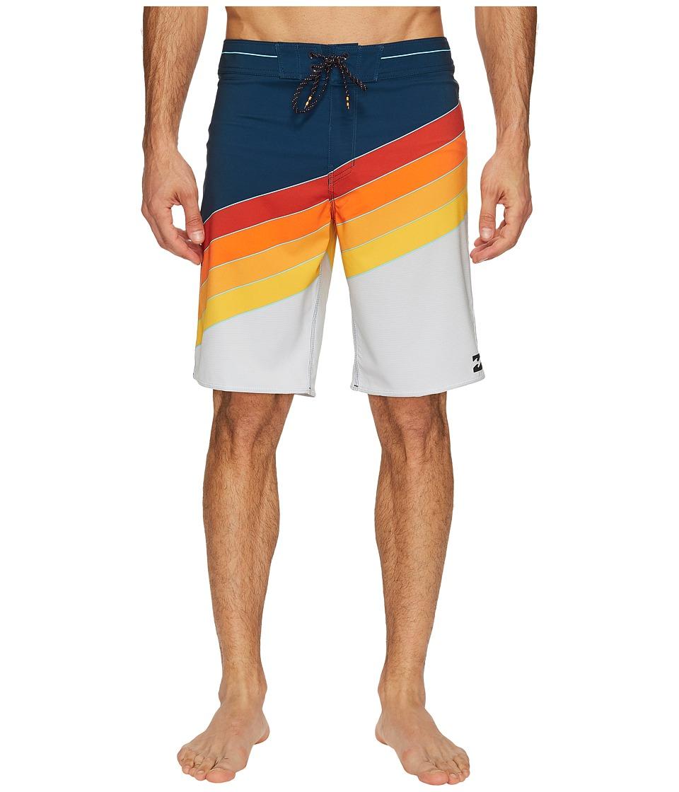 Billabong Northpoint X Boardshorts (Orange) Men