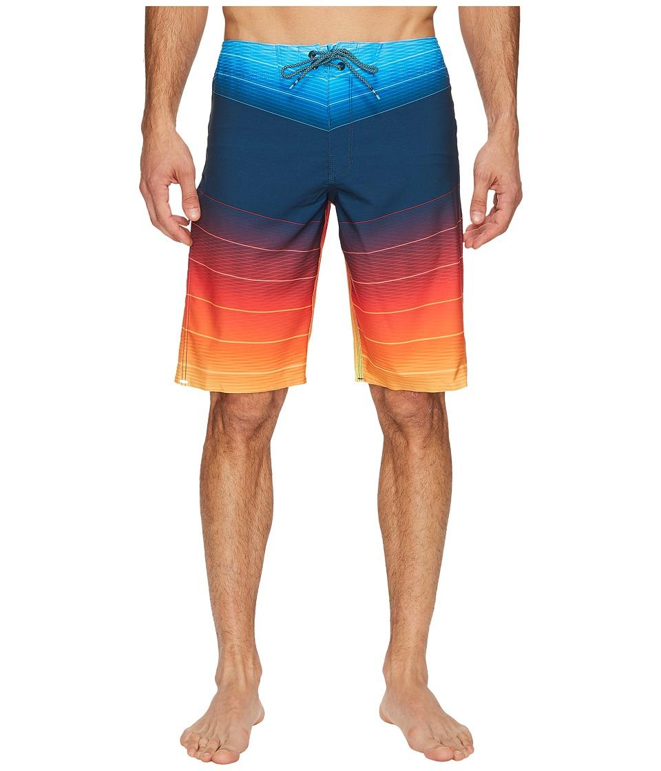 Billabong Fluid X Boardshorts (Orange) Men