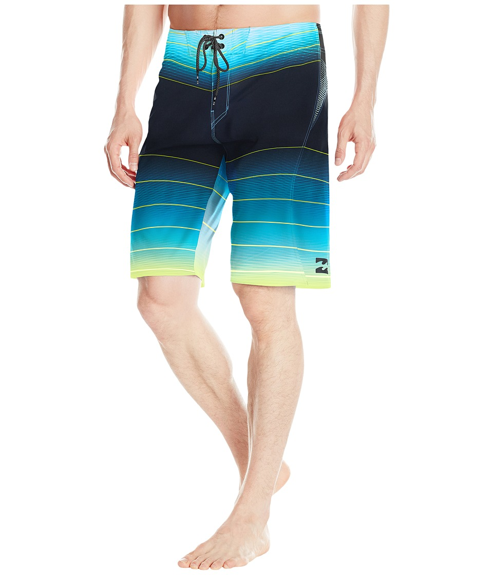 Billabong Fluid X Boardshorts (Lime) Men