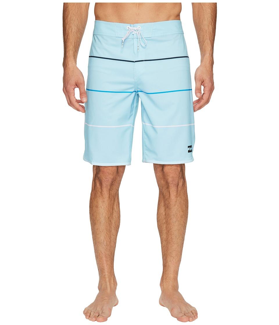 Billabong 73 X Stripe Boardshorts (Coastal) Men