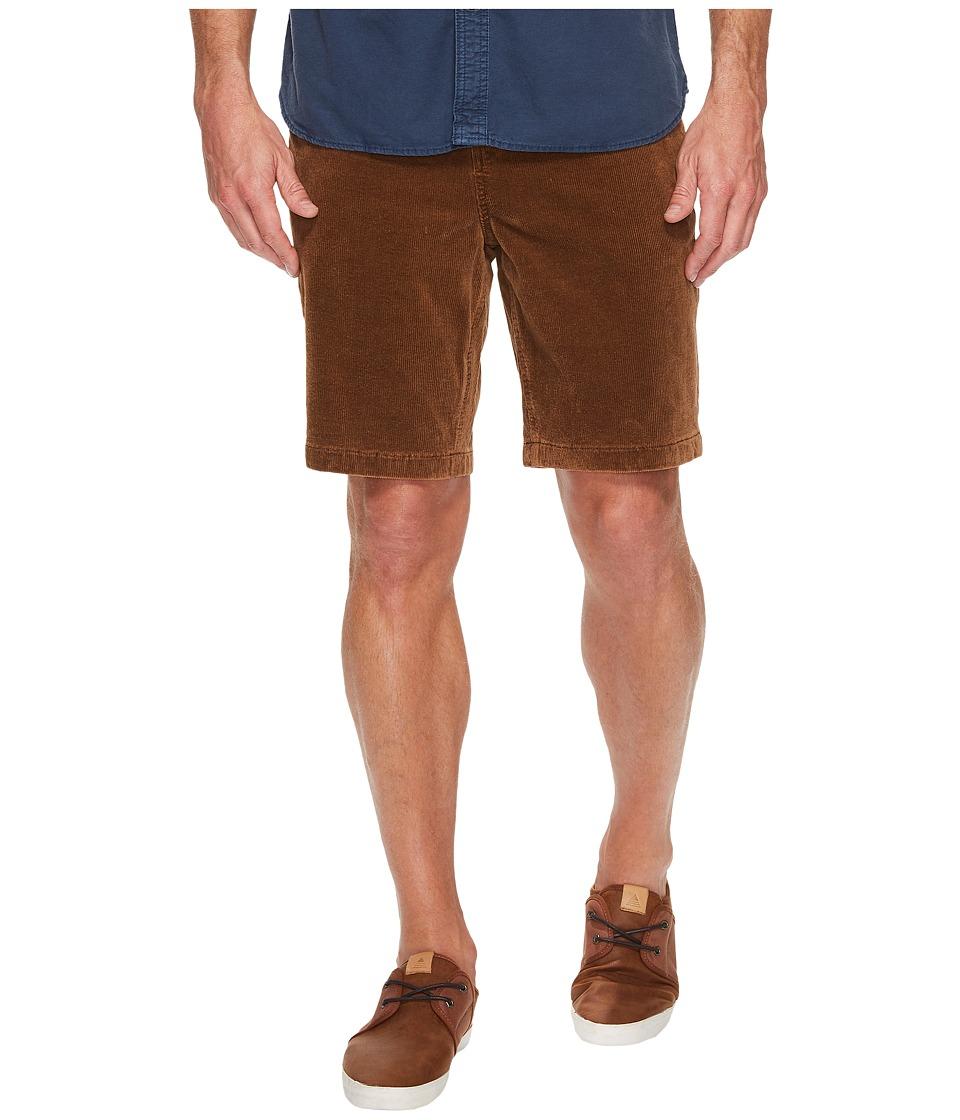 Billabong Outsider Cord Short (Bark) Men
