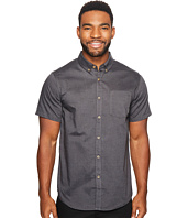 Billabong - All Day Oxford Short Sleeve Woven Top