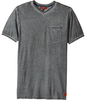 7 For All Mankind Kids - V-Neck Tee (Big Kids)