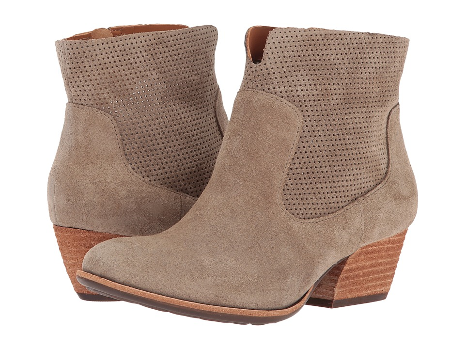 Kork-Ease Sherrill (Taupe Suede) Women