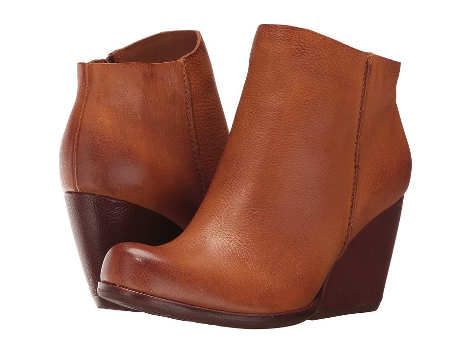 Kork-Ease Natalya (Tan Full Grain Leather) Women