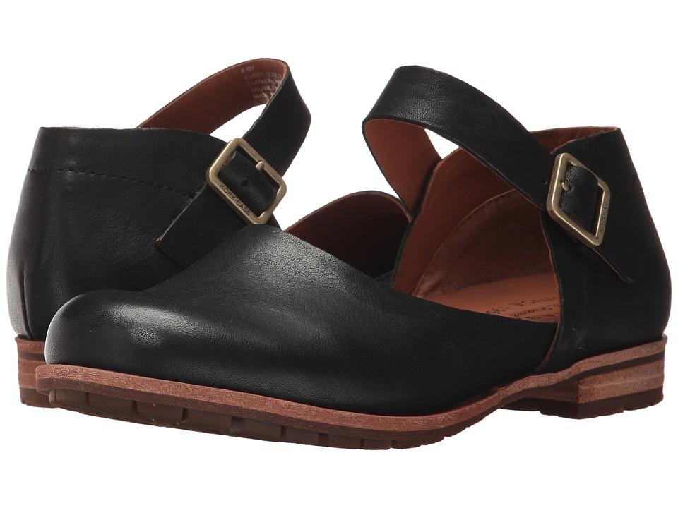 Kork-Ease Bellota (Black Full Grain Leather) Women