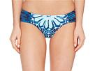Batik Chic Reversible Side Sash Hipster Bottom