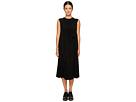 Y's by Yohji Yamamoto Side Tuck Sleeveless Dress