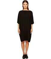 Y's by Yohji Yamamoto - Crepe de Chine Twill Dress