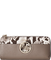 GUESS - Devyn SLG Slim Zip Wallet