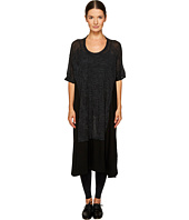 Y's by Yohji Yamamoto - Short Sleeve High-Low Dress