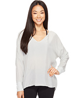 Hard Tail - Long Sleeve V-Neck Pullover
