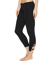 Hard Tail - Contour Rolldown Wrap Around Capri Leggings