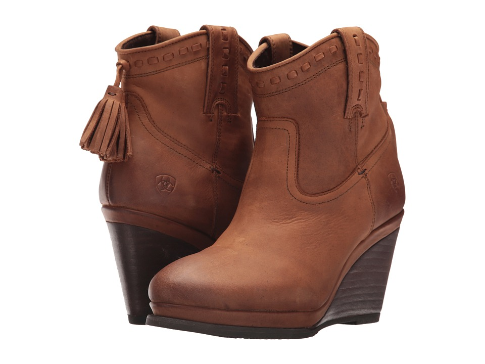 Ariat Broadway (Trendy Tawny) Women's Pull-on Boots