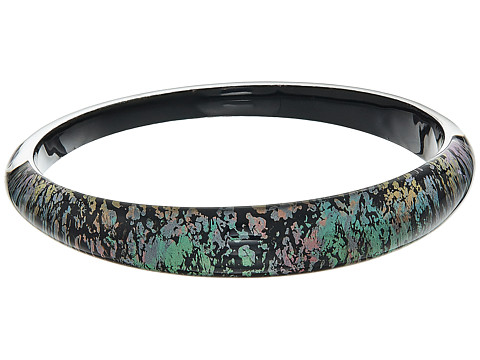 Alexis Bittar Skinny Taper Bracelet - Abalone Pattern