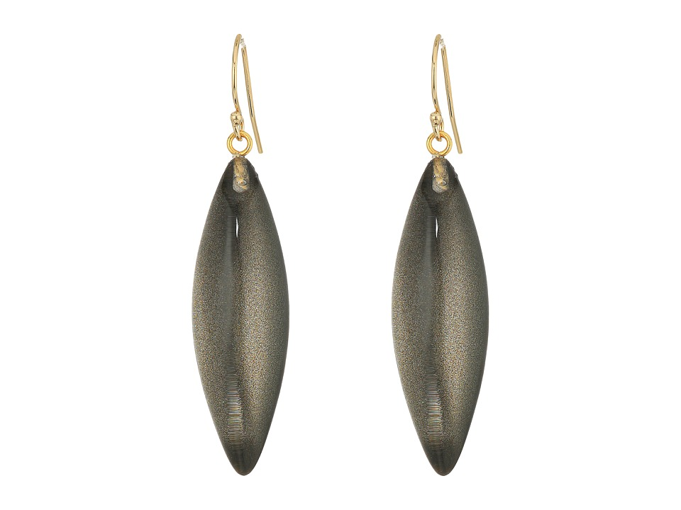 Alexis Bittar - Sliver Earrings (Ash) Earring