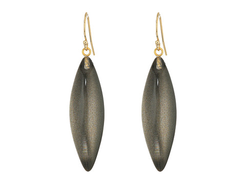 Alexis Bittar Sliver Earrings - Ash