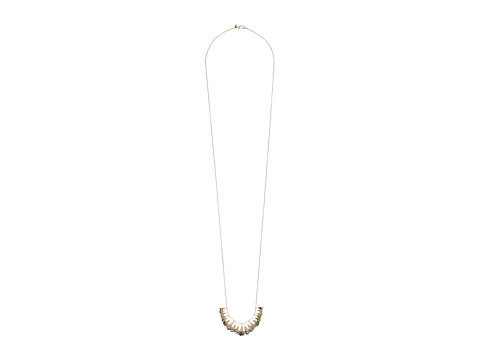 Alexis Bittar Arrayed Stone Cluster Pendant Necklace - 10K Gold