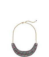 Alexis Bittar - Crescent Bib Necklace
