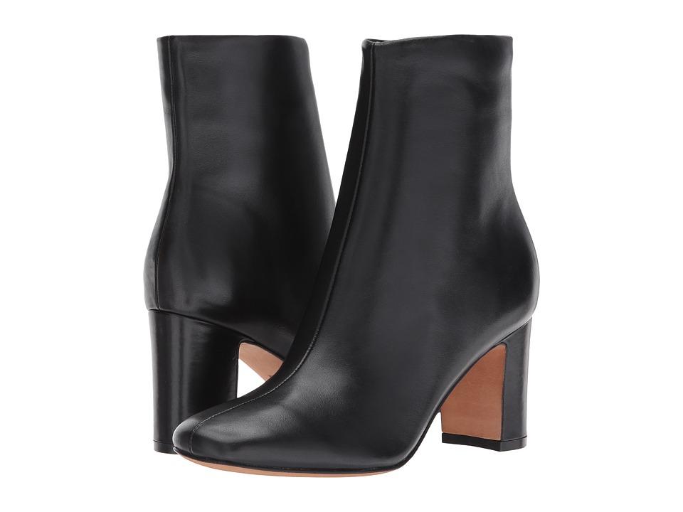 Marc Fisher LTD Grazi (Black Leather) Women
