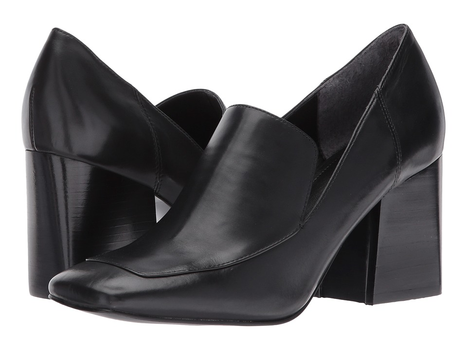 Marc Fisher LTD Marlo (Black Leather) Women