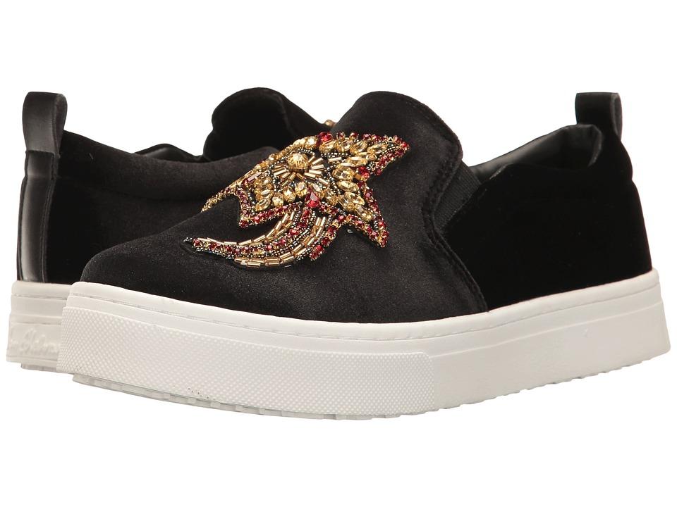 Sam Edelman - Leila 2 (Black Velvet Fabric) Womens Shoes