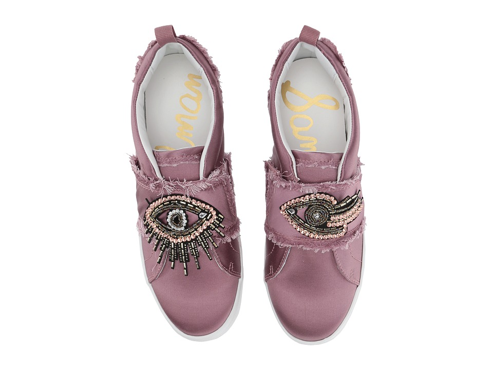 Sam Edelman - Levine 2 (Pearl Pink Shiny Silk Satin) Womens Shoes