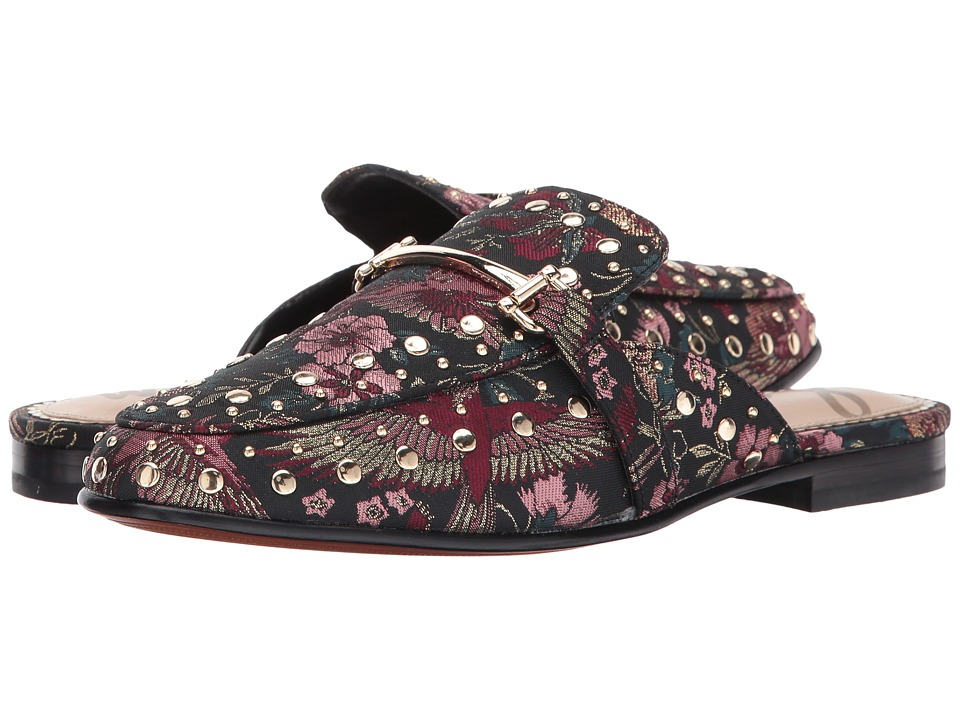 Sam Edelman - Marilyn (Black Multi Majestic Bird Jacquard) Womens Shoes