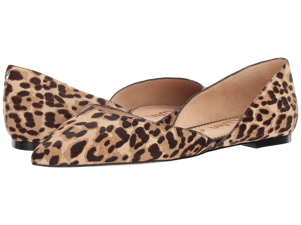 Sam Edelman Rodney (Sand Jungle Leopard Brahma Hair) Women's Shoes