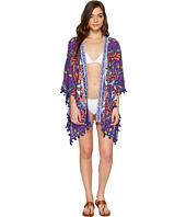 Trina Turk - Balinese Batik Kimono Cover-Up