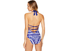 Algiers High Neck One-Piece