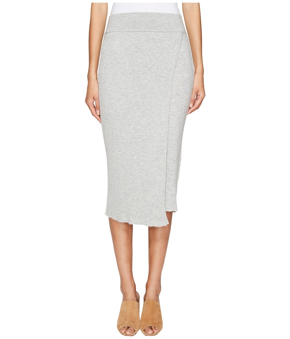 Cashmere In Love Cashmere In Love - Capri Ribbed Knit Skirt
