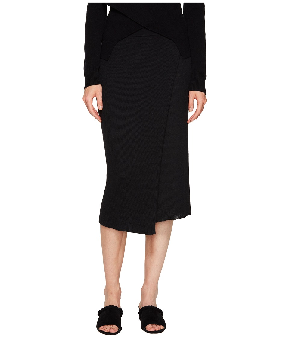 Cashmere In Love - Capri Ribbed Knit Skirt