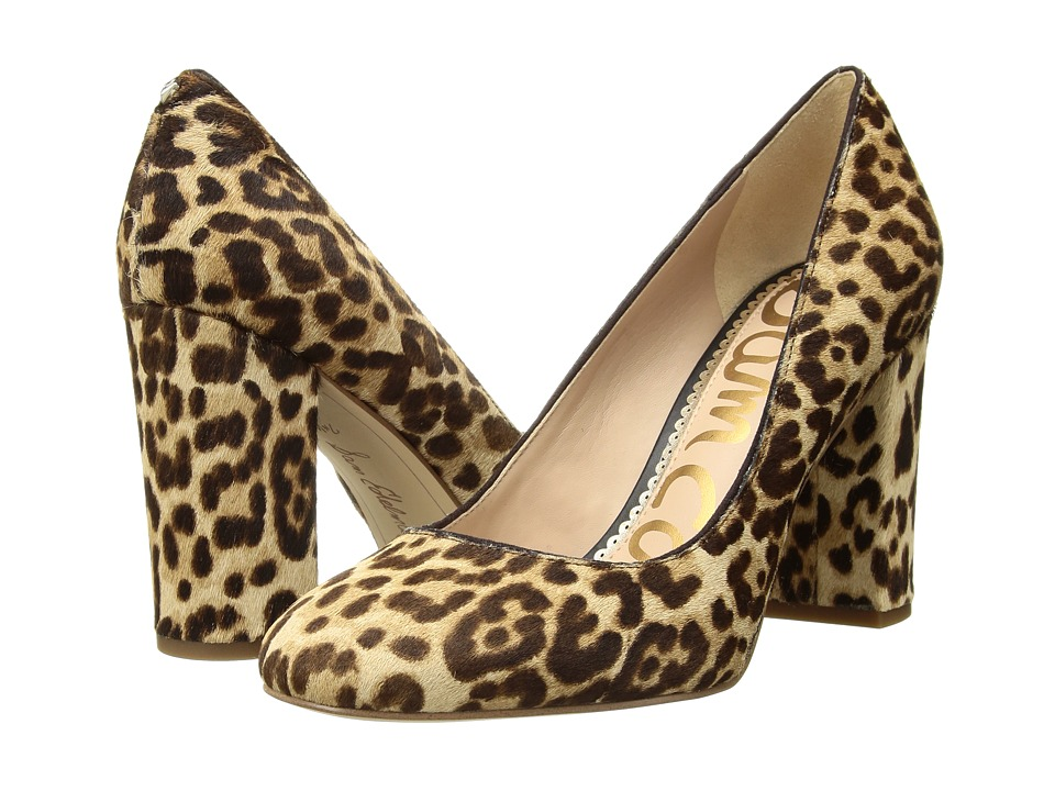 Sam Edelman Stillson (Sand Jungle Leopard Brahma Hair) Women's Shoes