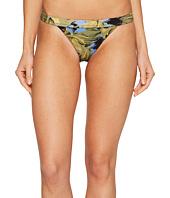 RVCA - Hotel Motel Floral Skimpy Swim Bikini Bottom