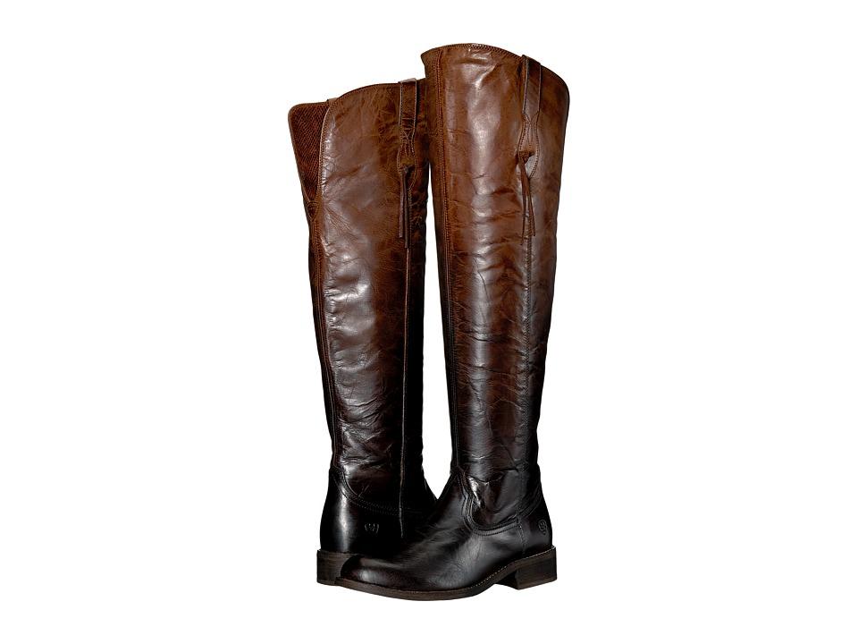 Ariat Farrah Sassy (Chocolate) Cowboy Boots