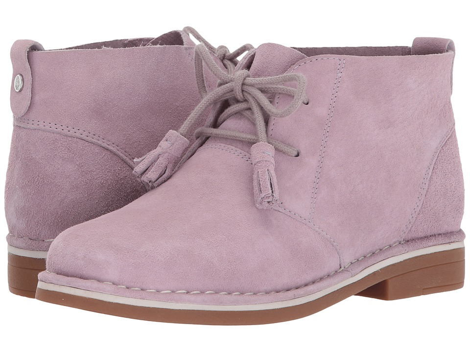 Hush Puppies Cyra Catelyn (Lavender Suede) Women
