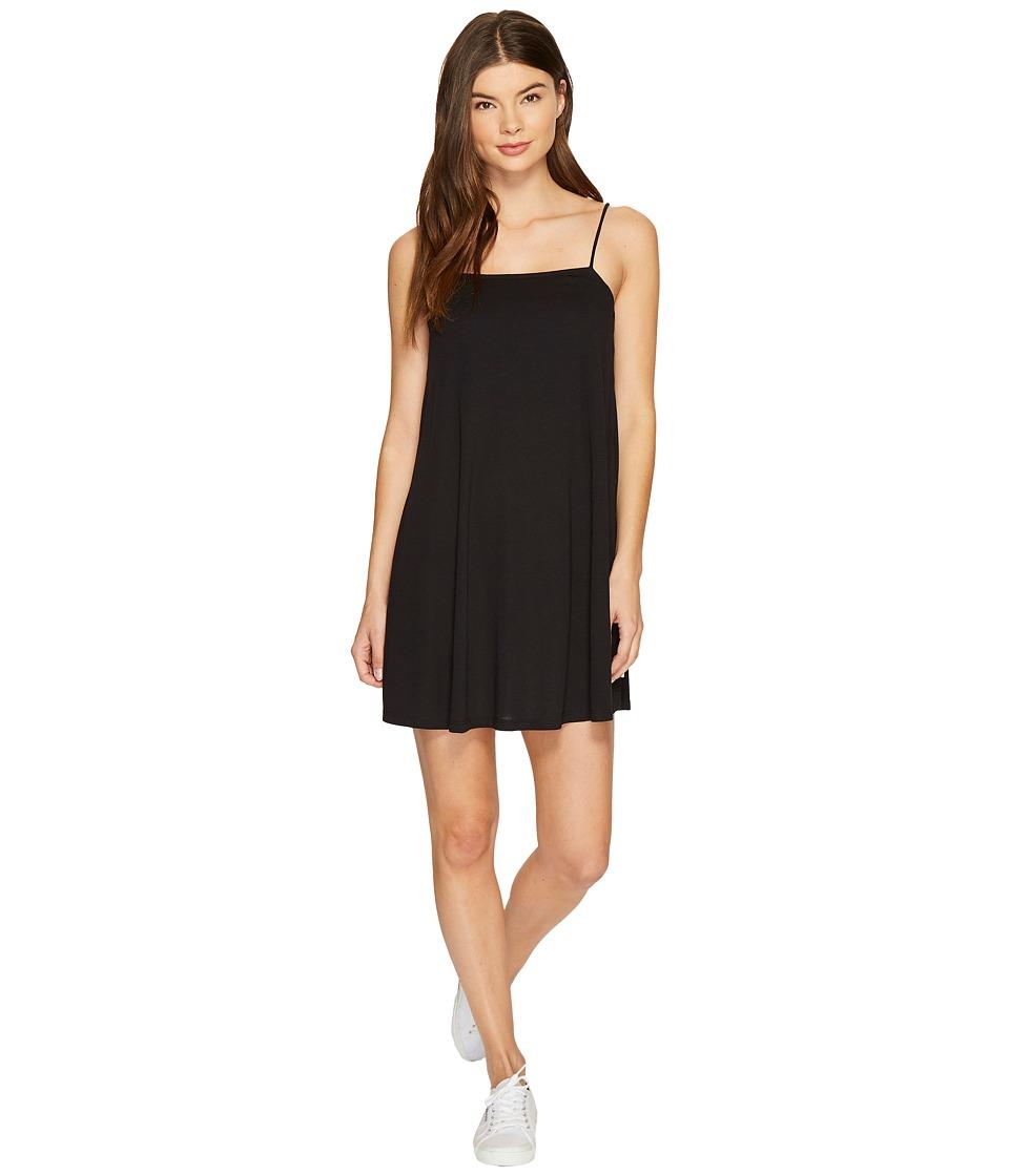 RVCA Rachel Dress (Black) Women